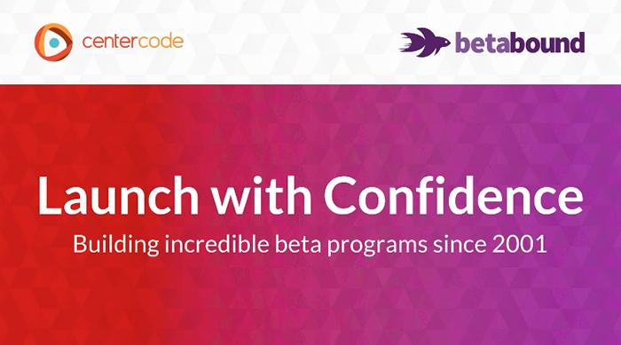 Centercode Demo Webinar